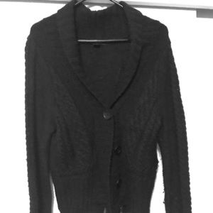 Express Knitted Cardigan
